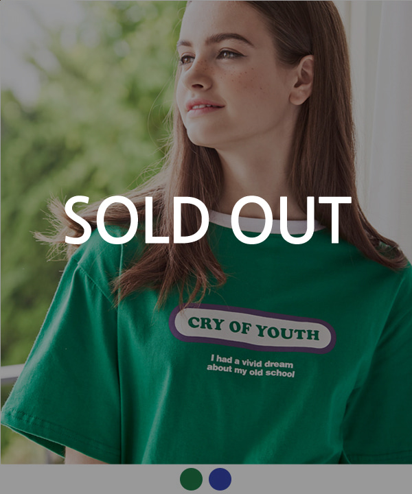 CRY OF YOUTH T-SHIRTS