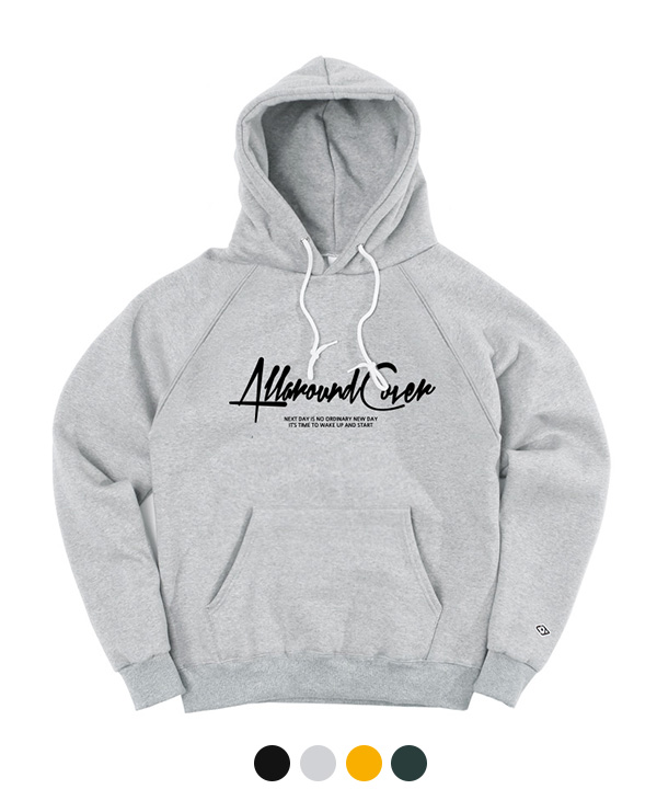 ALL AROUND HOODIE