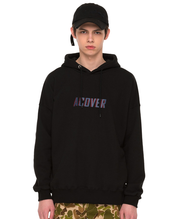 SPEED MOTION HOODIE BLACK