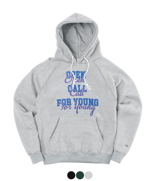 CALL FOR YOUNG HOODIE