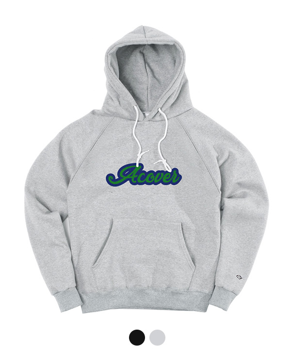 ACOVER LETTERING HOODIE