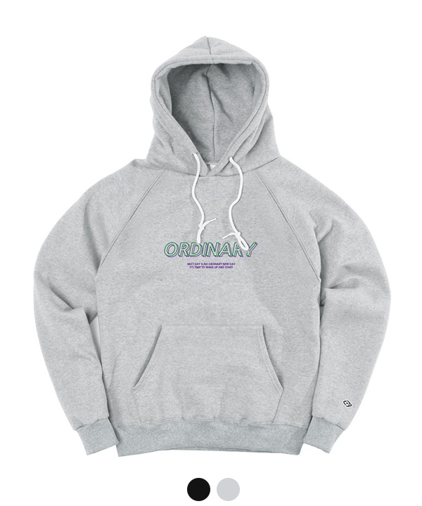 GRAPHIC ORDINARY HOODIE