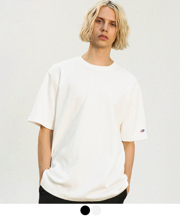 [2월22일 예약발송]Double Cotton Long T-Shirts