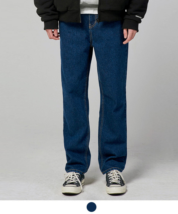 REGULAR FIT SELVAGE JEAN